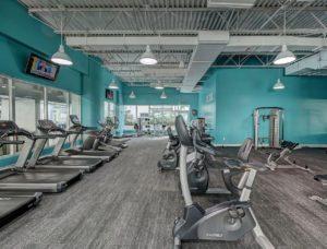 treadmill, workout, fitness